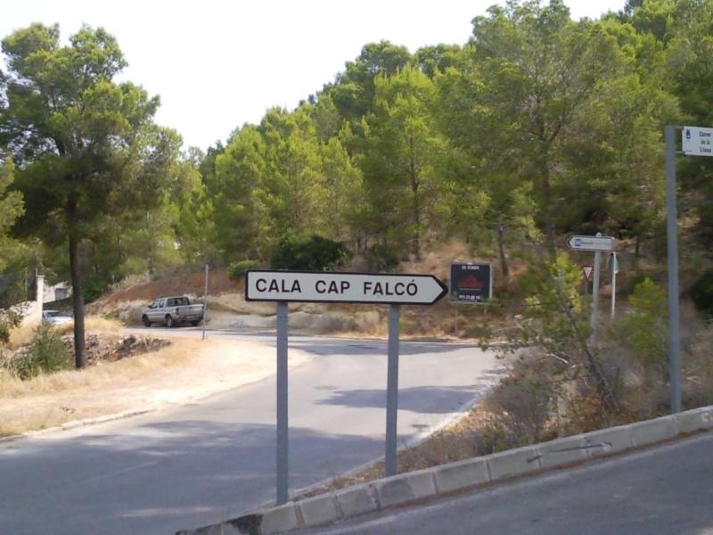 Cala Vinyes, Cala Cap Falco Photo055
