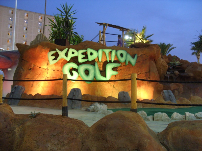 Magaluf, Mini Golf Sdc11518