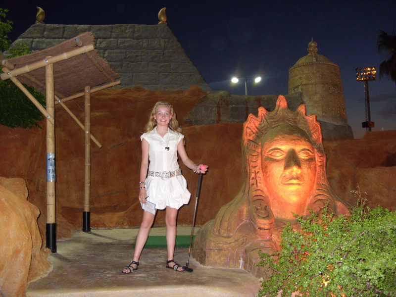 Magaluf, Mini Golf Sdc11519