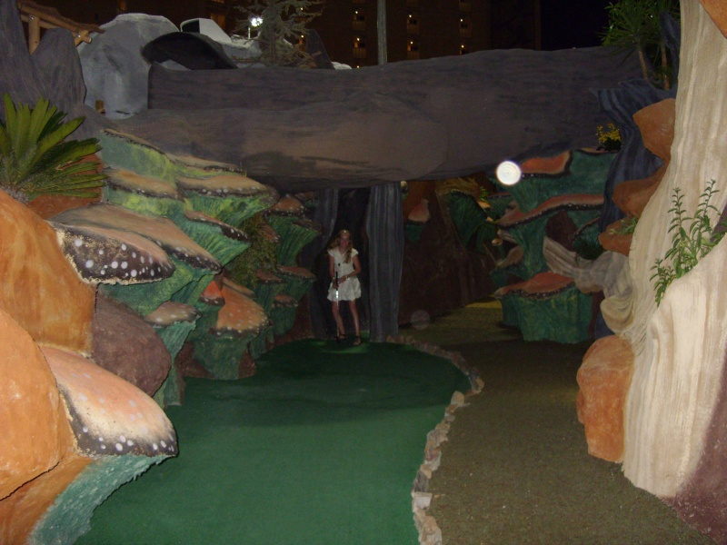 Magaluf, Mini Golf Sdc11520