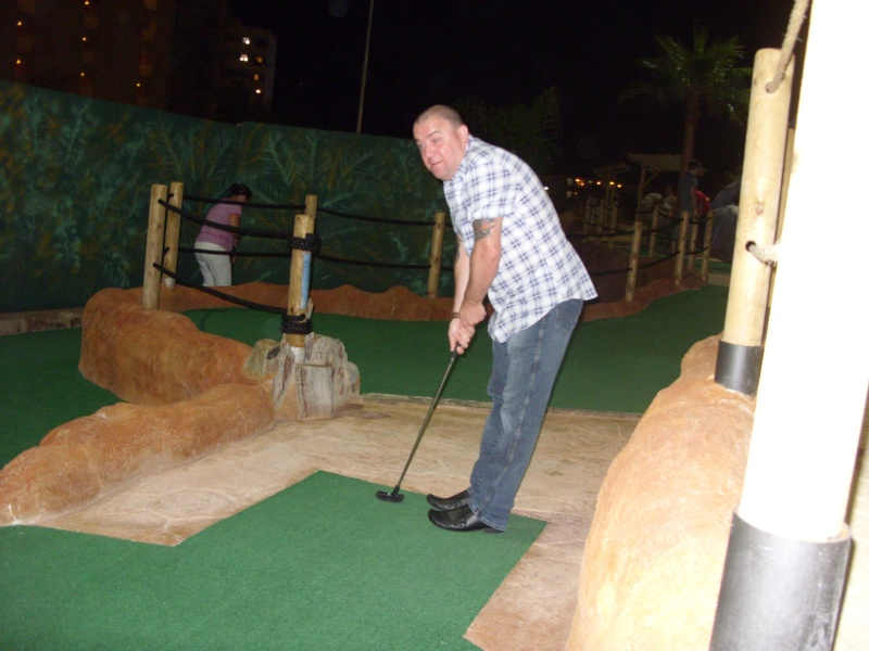 Magaluf, Mini Golf Sdc11521