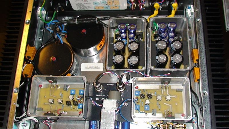 forse il migliore amplificatore esistente oggi? Violectric v281.. - Pagina 5 Dsc00611