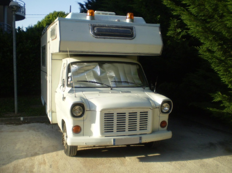 [Mk1]renovation d'un ford transit 1978 Par311