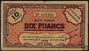 Billets Algériens pour camp de prisonniers 1940 10_fra11