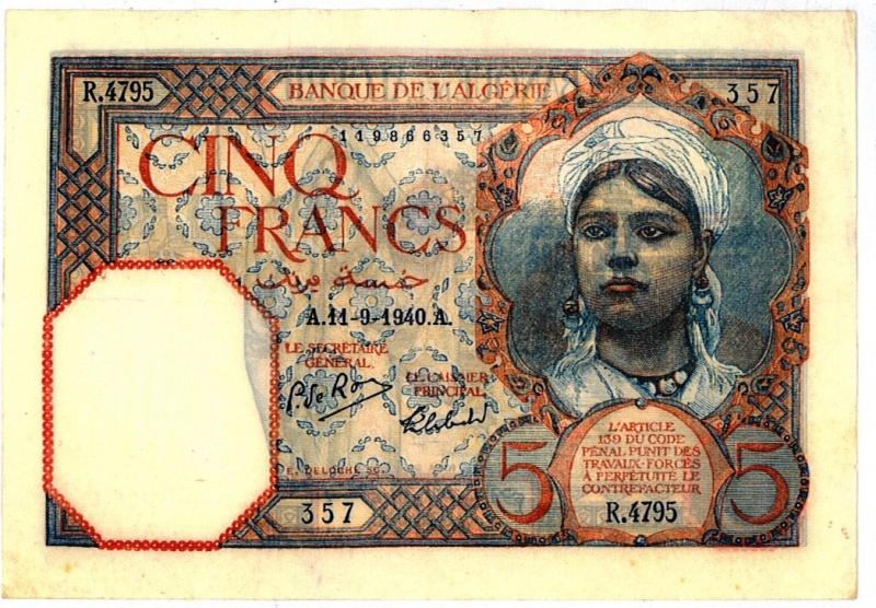 Échange Billets avant 1964 contre Billets avant 1964 1_bmp12