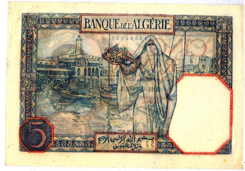 Échange Billets avant 1964 contre Billets avant 1964 2_bmp11