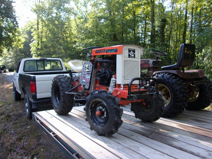 Top Tractor Challenge 2020 Mud Bog and Awards Pt. 6 9748d610