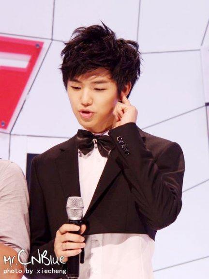 Cutie MinHyuk at M COUNTDOWN(15 Juillet 2010) 110