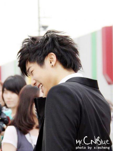 Cutie MinHyuk at M COUNTDOWN(15 Juillet 2010) 510