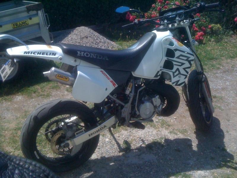 [Honda] 125 CRM SM de 98 : kit 180 ?  Crm211