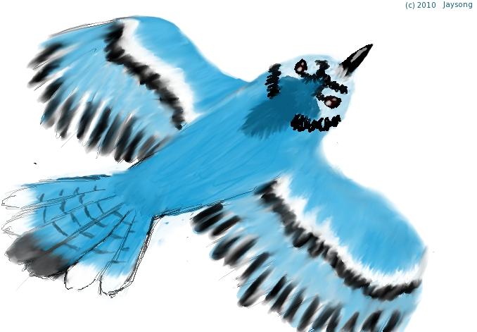 My Boredom Artwork Blue_j10