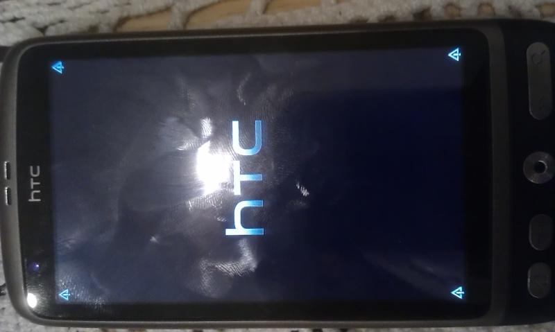 [AIDE] Ecran bloquer sur page d'accueil (page blanche + htc vert) suite à une tentative de ROOT sur HTC désire =( Imag0213