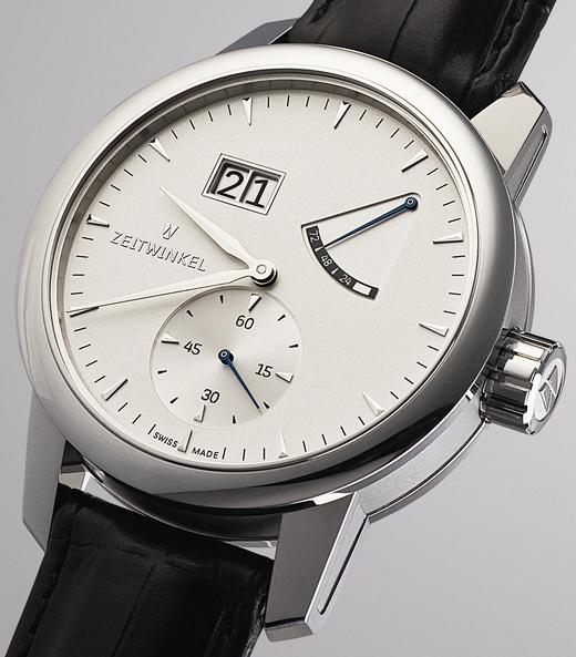 recherche d'une montre de ville habillée Zeitwi10