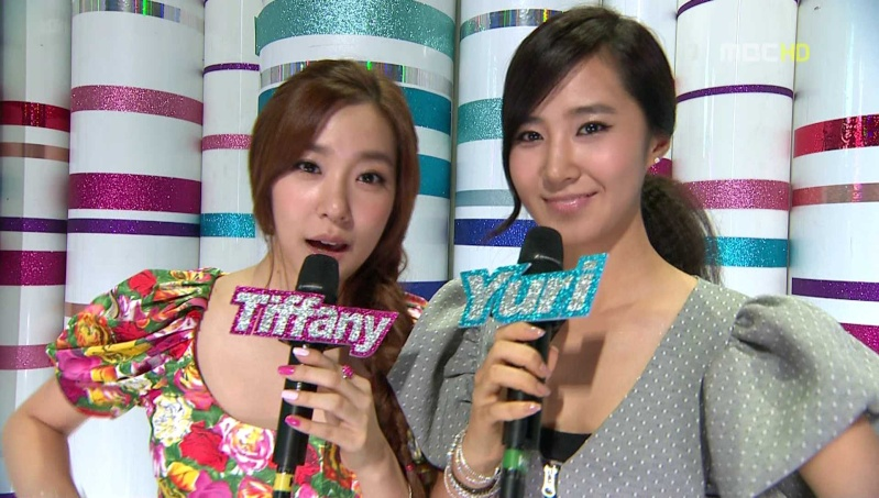 [PICS] Yuri - MBC Music Core 0717_110