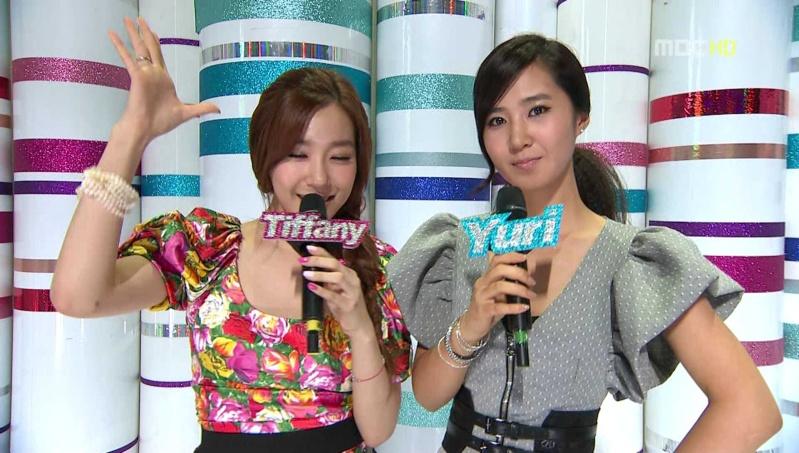 [PICS] Yuri - MBC Music Core 0717_112