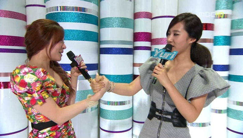 [PICS] Yuri - MBC Music Core 0717_113