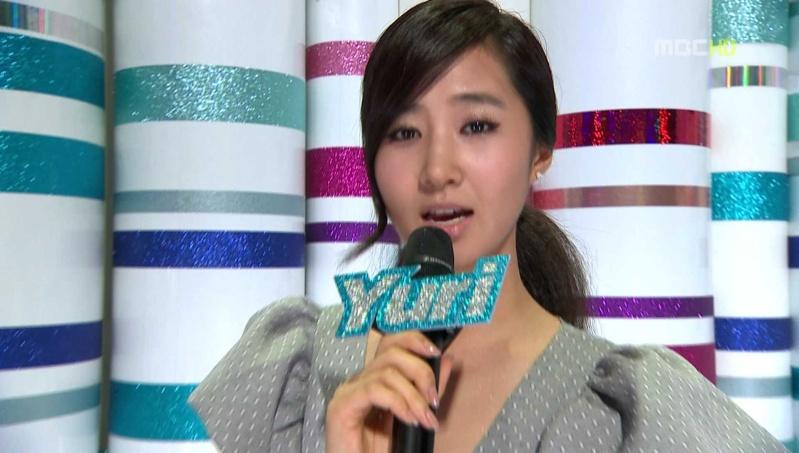 [PICS] Yuri - MBC Music Core 0717_115
