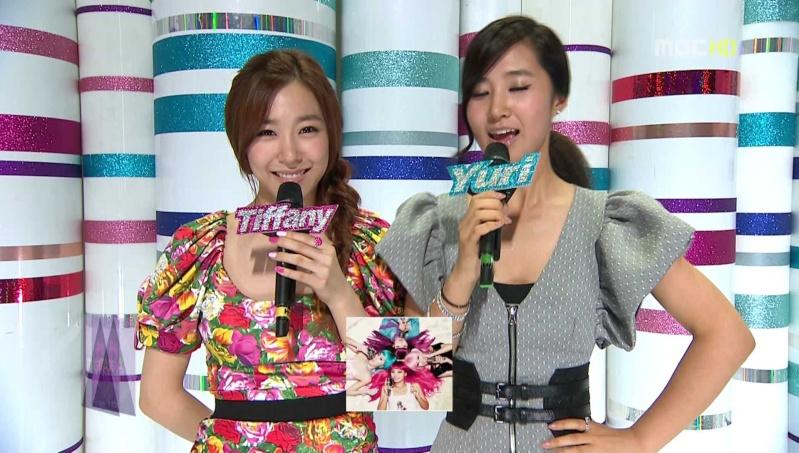 [PICS] Yuri - MBC Music Core 0717_116