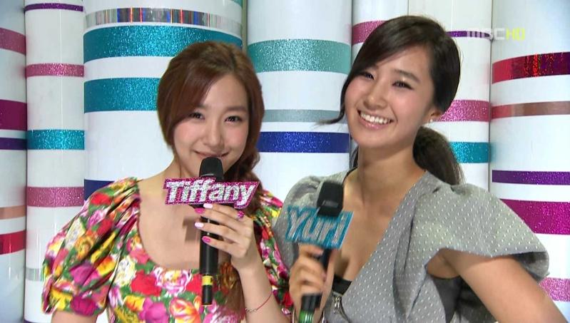 [PICS] Yuri - MBC Music Core 0717_117
