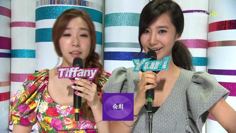 [PICS] Yuri - MBC Music Core 0717_118
