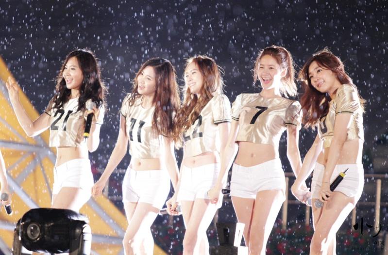 [PICS] Yuri @ 48th Gyongbok Sports Festival 2epq6v10