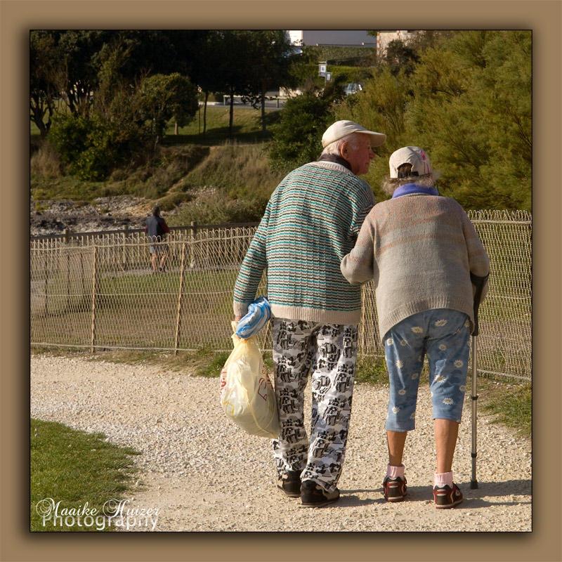 Un vieux couple 10549711