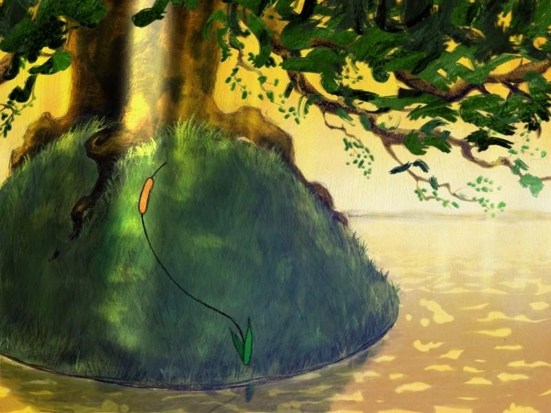 Le roseau et le chêne Le-che10