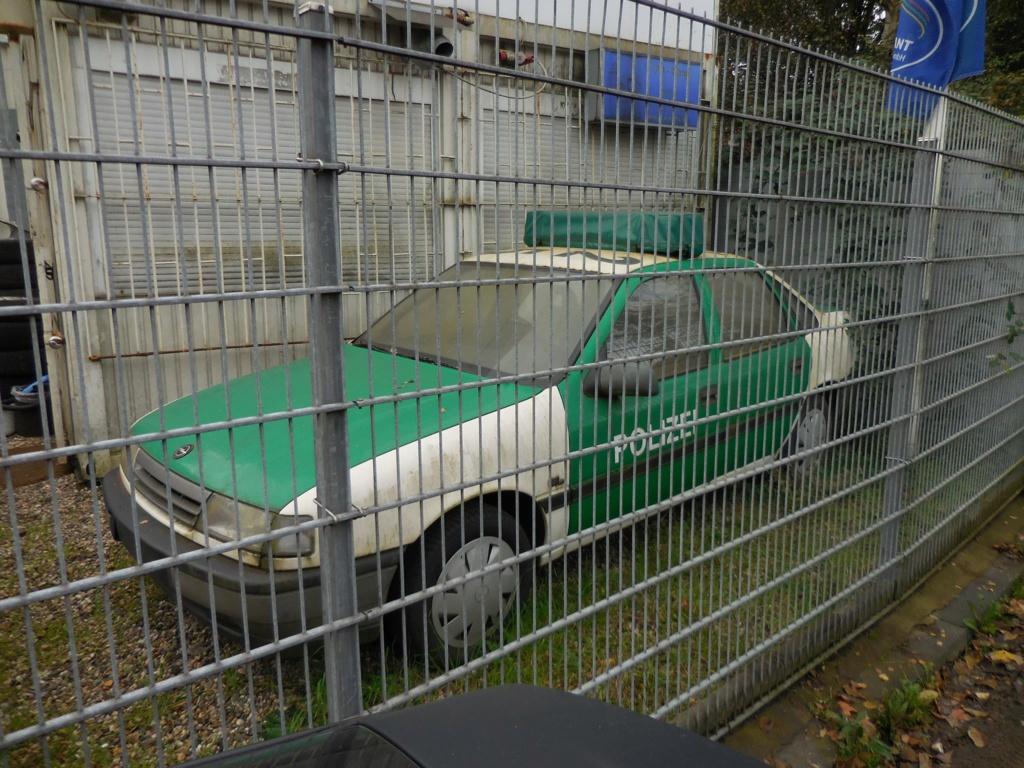 Opel Vectra A Polizei 110
