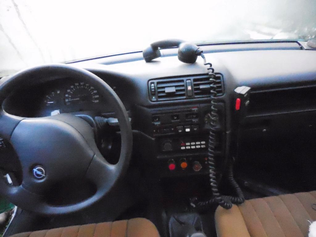 Opel Vectra A Polizei 1510