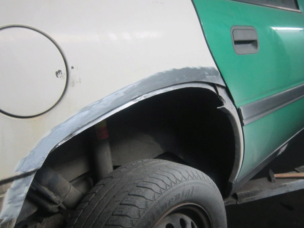 Opel Vectra A Polizei 2210