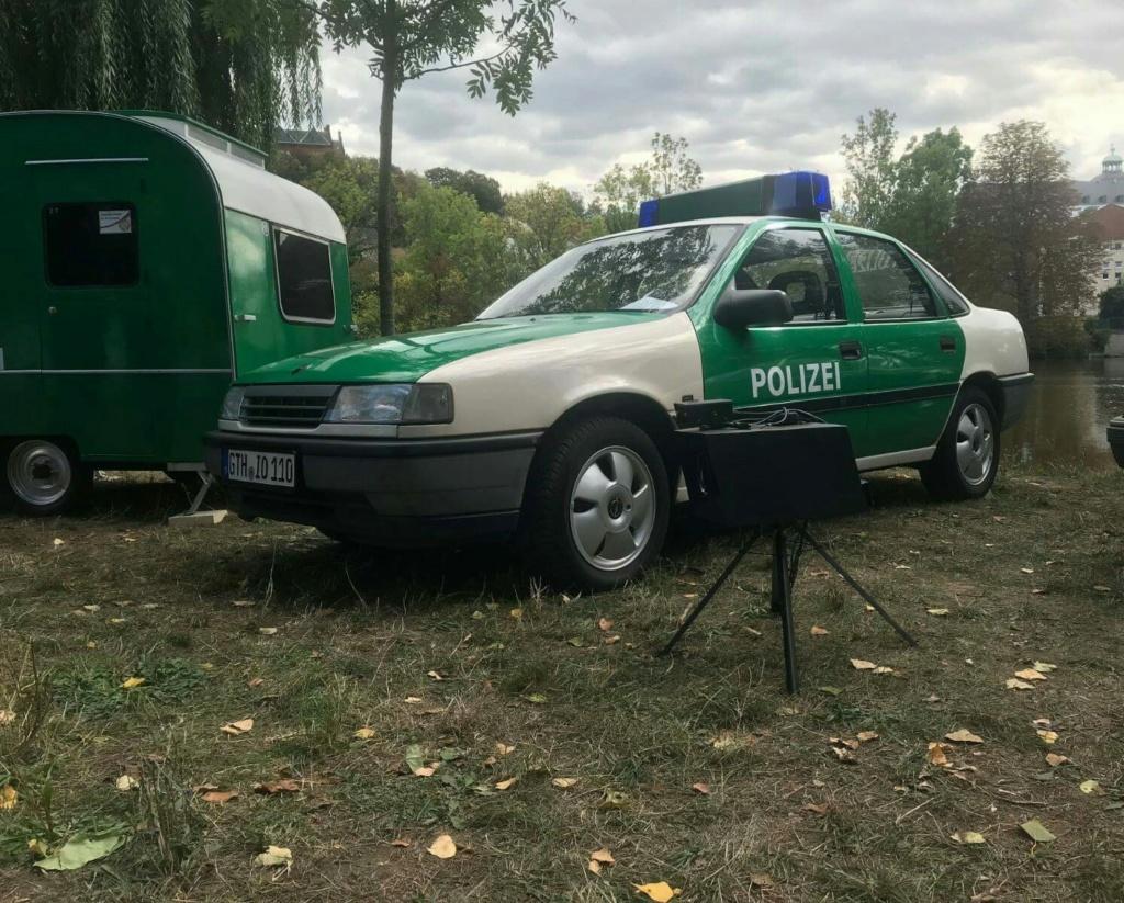 Opel Vectra A Polizei 2810