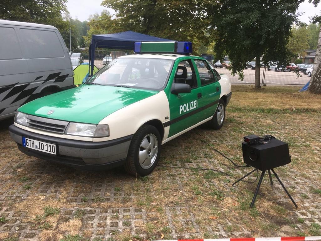 Opel Vectra A Polizei 2910