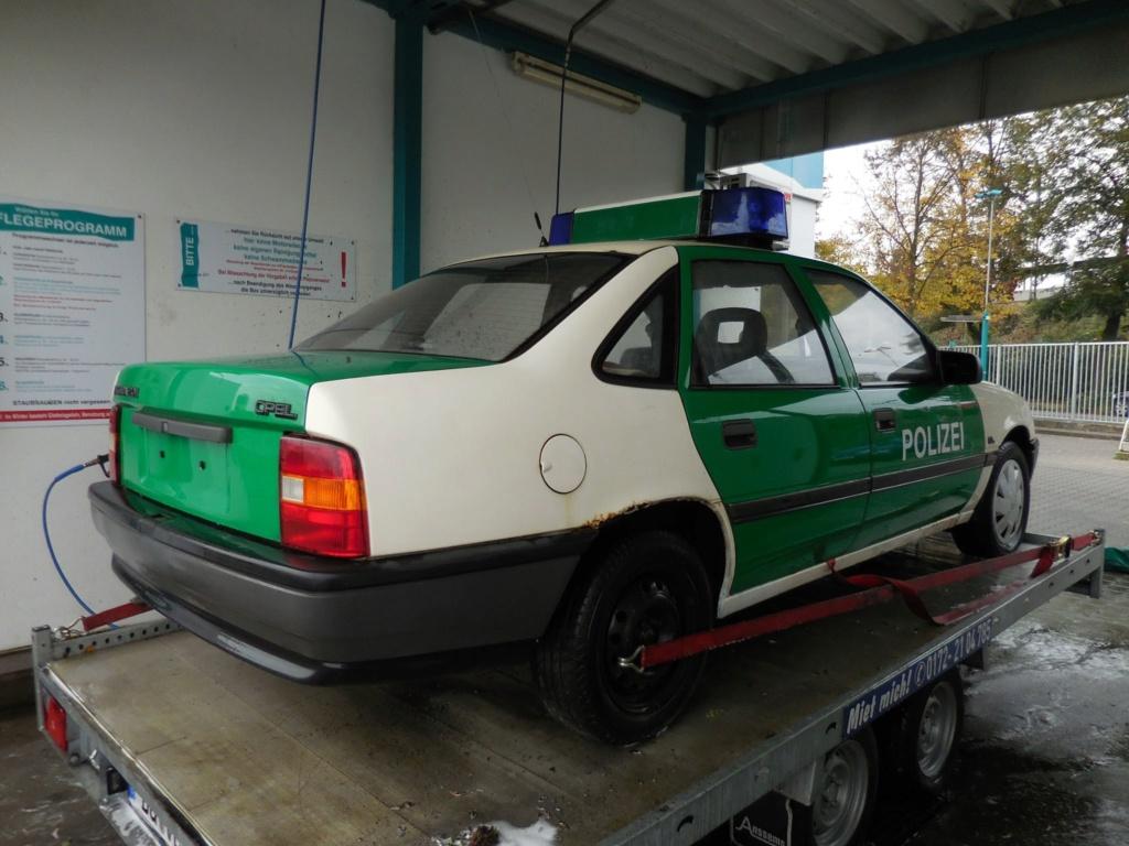 Opel Vectra A Polizei 310