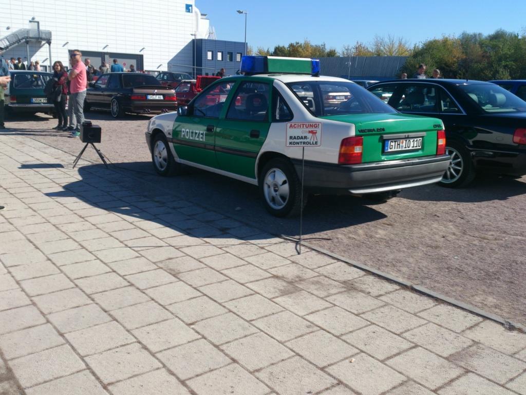 Opel Vectra A Polizei 3110
