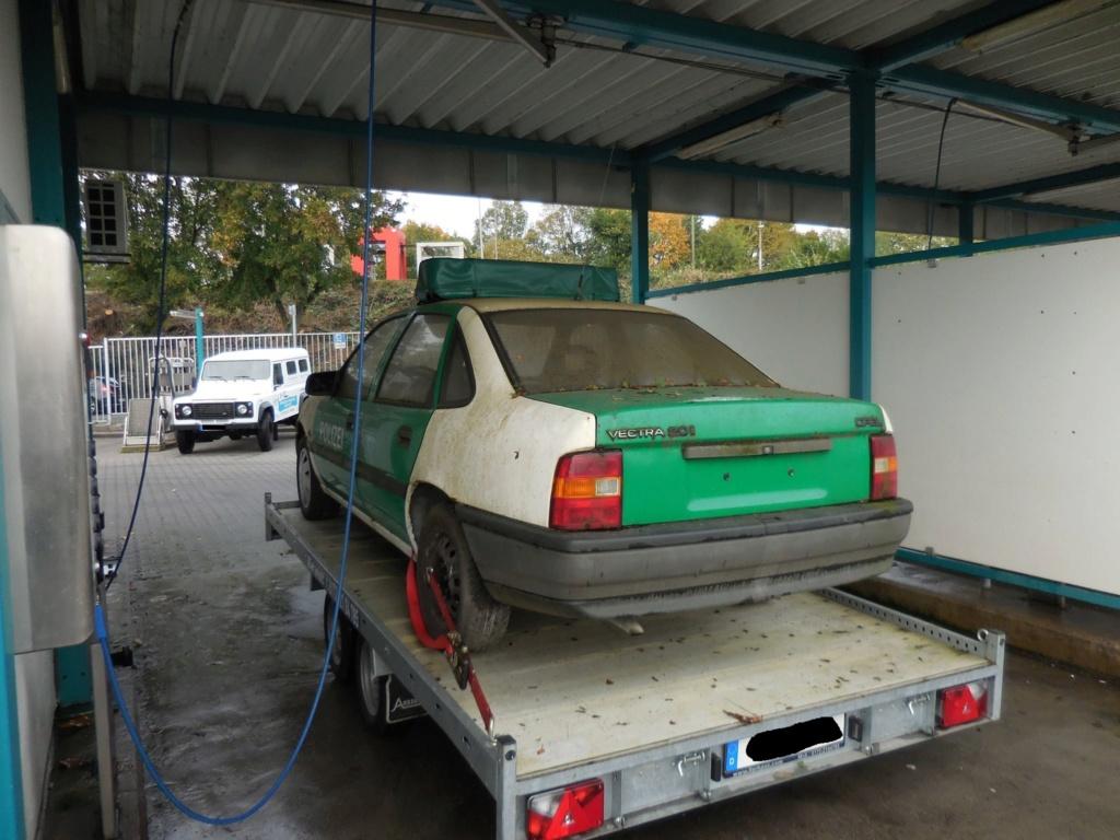 Opel Vectra A Polizei 410