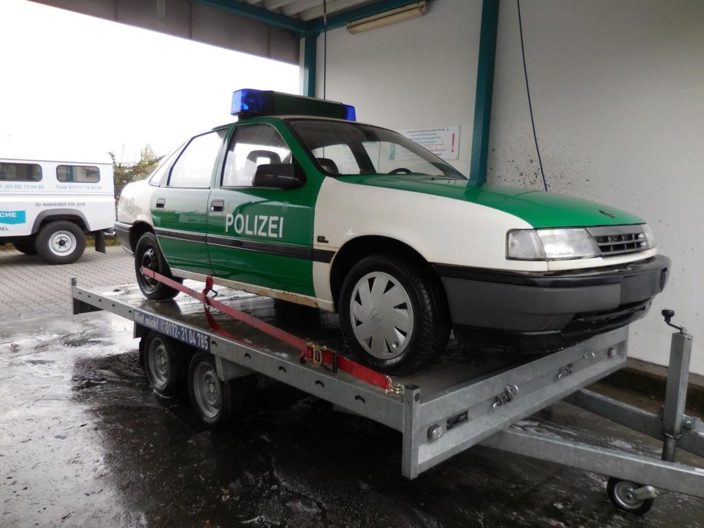 Opel Vectra A Polizei 510