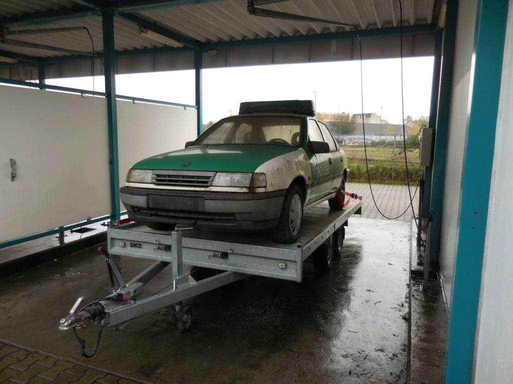 Opel Vectra A Polizei 610