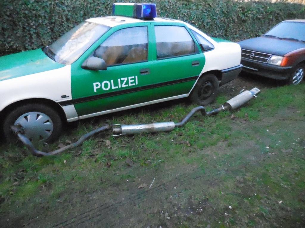 Opel Vectra A Polizei 710