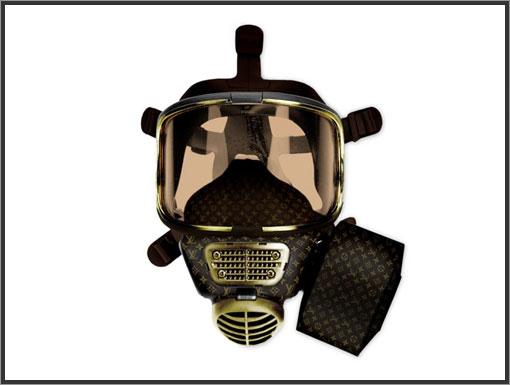 Masque A Gaz Haute Couture !!!! C'est Des Oufffs Quand Même Non ???? Masque11