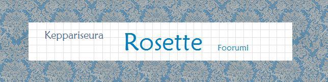 Keppihevosseura Rosette