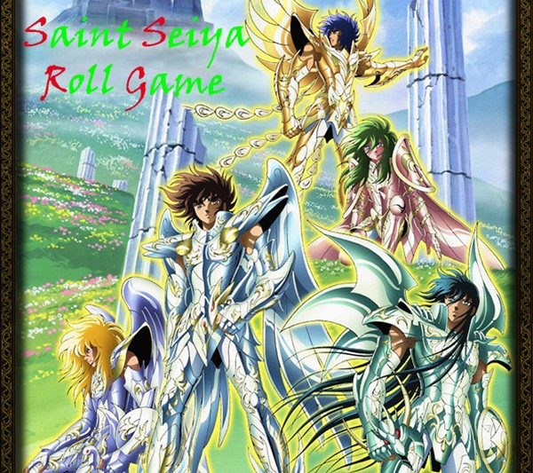 Saint Seiya roll game