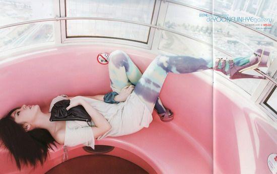 Yoon Eun Hye : VOGUE Korea Yoon-e18
