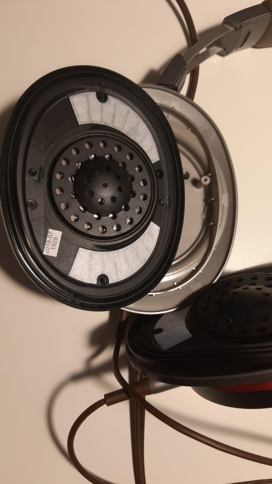 Audio Technica  ATH-MSR7GM leggera mod Whatsa81