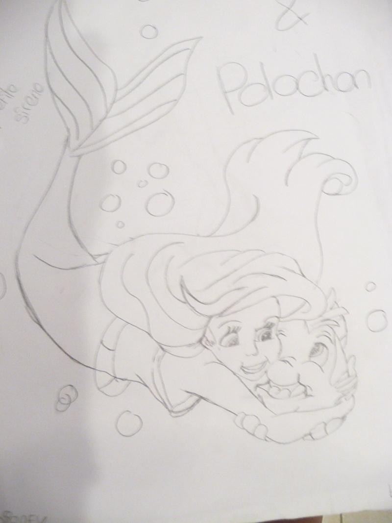 Mes dessins Disney P1020846