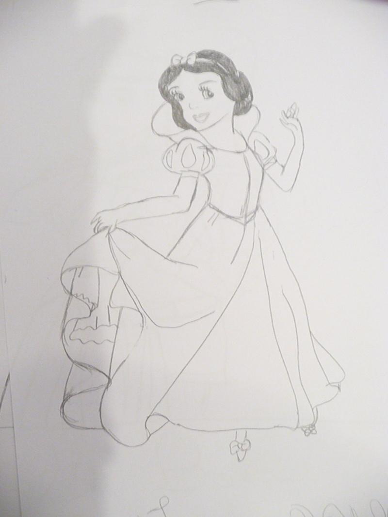 Mes dessins Disney P1020854