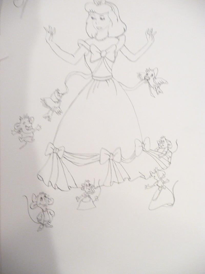 Mes dessins Disney P1020857