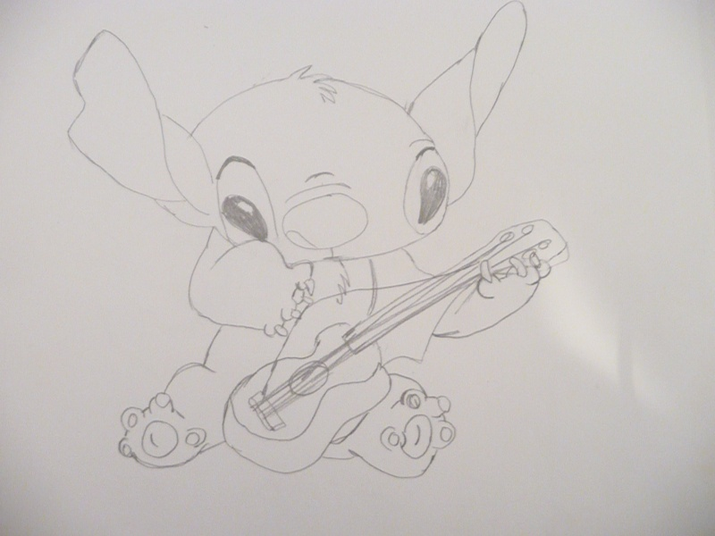 Mes dessins Disney P1020859