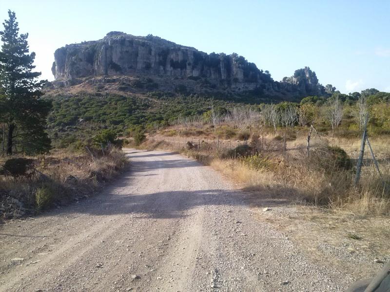 La Valle delle Cattedrali Cam01915