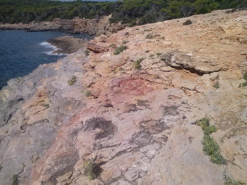 Grotta del Bacio e Spiaggia dei Francesi Cam02012