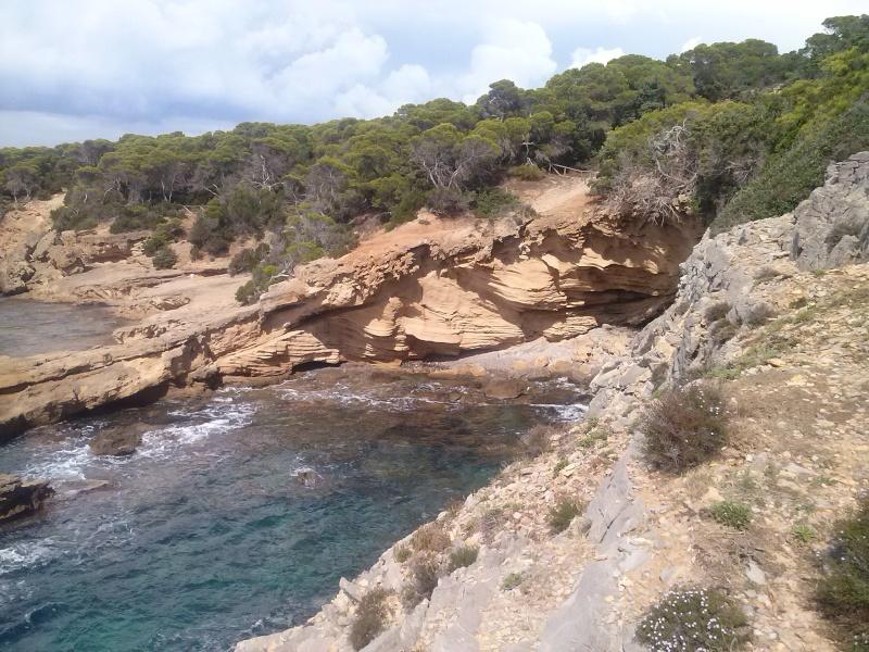 Grotta del Bacio e Spiaggia dei Francesi Cam02013
